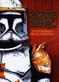 echange, troc Star Wars - The Clone Wars, saison 1 - Coffret 4 DVD