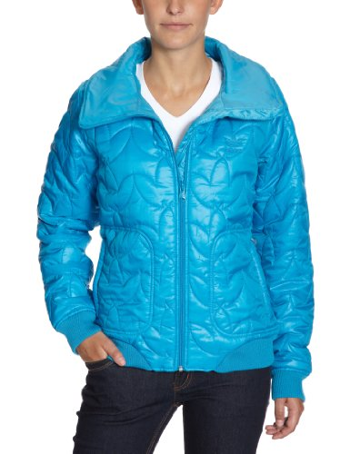 adidas Damen Jacke Winter, sharpblue, 36, o58731