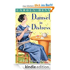 Damsel in Distress (Daisy Dalrymple Mystery)
