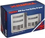 Bow Front Building Set (Gray) TOMIX 4...
