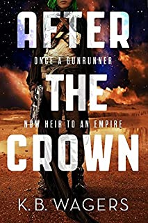 Book Cover: After the Crown
