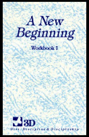 Title: A New Beginning Daily Devotional Workbook for the