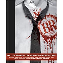 Battle Royale: The Complete Collection [Blu-ray]