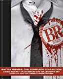 51q4zWAddKL. SL160  Battle Royale: The Complete Collection [Blu ray]