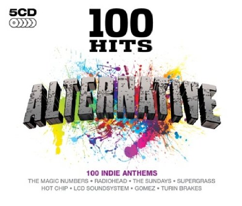 100 Hits Alternative Cd