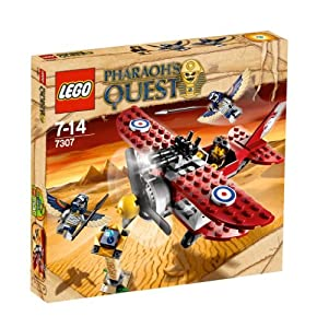 LEGO Pharaoh's Quest 7307: Flying Mummy Attack
