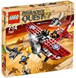 Lego Pharaoh's Quest - 7307 - Jeu de Construction - L'attaque de La Momie Volante