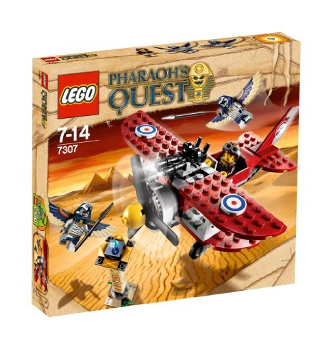 LEGO Pharaoh's Quest 7307 - Duell in der Luft