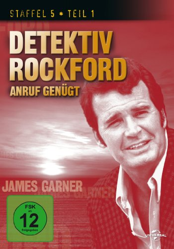 Detektiv Rockford - Staffel 5.1 [3 DVDs]