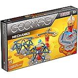 Geomag - Juego de construcciones magnéticas, 146 piezas, 1 jugadores (6847) (importado)