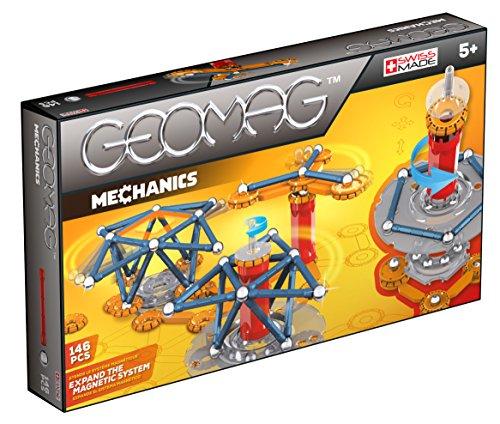 Geomag 722 - Mechanics, 146-teilig