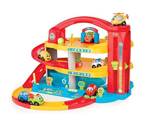 Smoby 211194 giocattolo vroom planet garage con mini bolidi - Smoby vroom planet garage ...