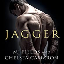 Jagger: Caldwell Brothers Series, Book 3 Audiobook by MJ Fields, Chelsea Camaron Narrated by Joe Arden, Maxine Mitchell