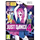 Just dance 4par Ubisoft