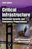 img - for Critical Infrastructure: Homeland Security and Emergency Preparedness, Third Edition by Robert S. Radvanovsky (2013-04-11) book / textbook / text book