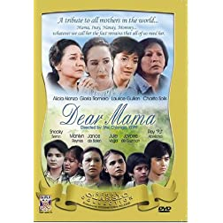 Dear Mama - Philippines Filipino Tagalog DVD Movie