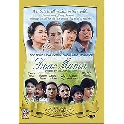 Dear Mama - Philippines Filipino Tagalog DVD Movie