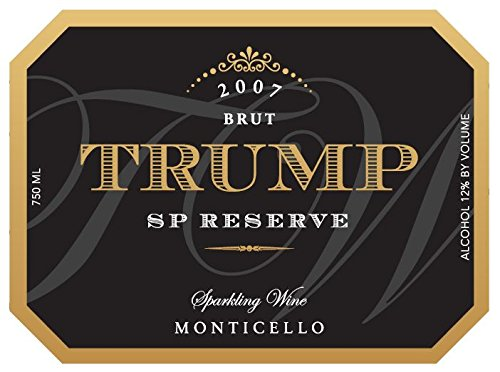 2007 Trump Winery Sparkling Reserve 750 Ml