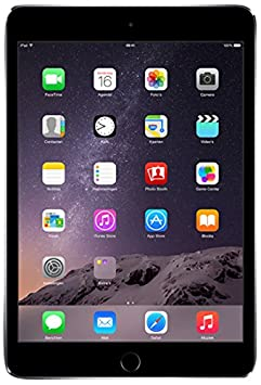 Apple iPad Mini3 WIFI 128GB Spacegre, MGP32KN_A