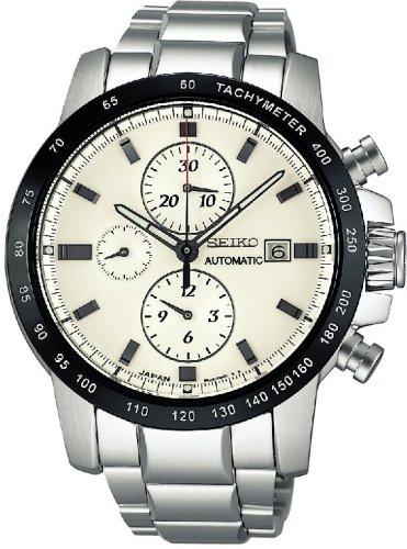 SEIKO (セイコー) 腕時計 BRIGHTZ PHOENIX ブライツ フェニックス メカニカル クロノグラフ SAGH003 メンズ