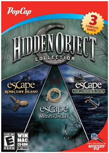 Escape Hidden Object Collection - Standard Edition