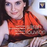 echange, troc  - Sarah Louvion joue Jolivet, Bauzin, Roussel & Ibert