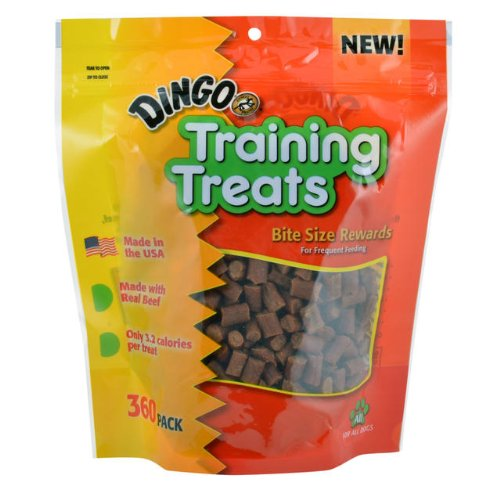 Dingo Training Treats for Dogs, 360 count