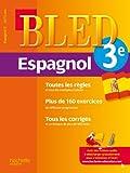 Cahier Bled - Espagnol 3e - 14-15 ans