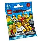 Lego Minifigures - 4614579 - Figurine - Lego S�rie 2
