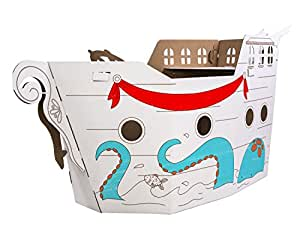 Pirate Ship - Markers Included