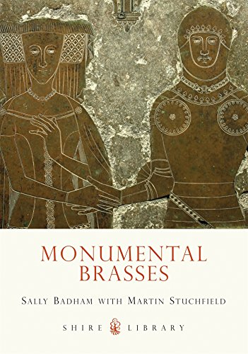 Monumental Brasses (Shire Library)