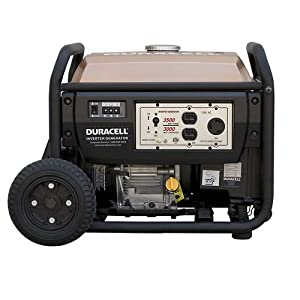 Duracell DS30R1i 3,000 Watt 6 HP 168cc Gas Powered Portable Inverter Generator (Discontinued by Manufacturer)