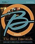 The Bare Essentials: Form B