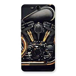 Premium Chopper Engine Back Case Cover for Micromax Canvas Juice 3 Q392