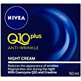 NIVEA Q10 Plus Anti-Wrinkle Night Cream - 50 ml