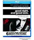 Good Night and Good Luck [Blu-ray]