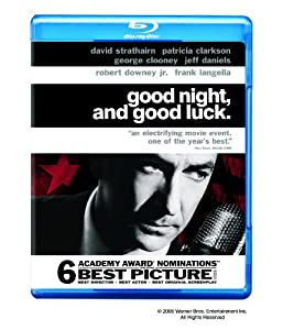Good Night and Good Luck [Blu-ray] (Sous-titres français) [Import]
