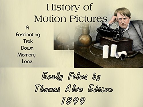 History of Motion Pictures on Amazon Prime Video UK
