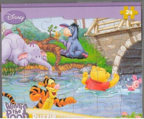 "Disney ""Winnie The Pooh"" Puzzle"