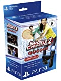 Sports Champions 2 inklusive Move Starter Pack (Move Motion Controller & Kamera)