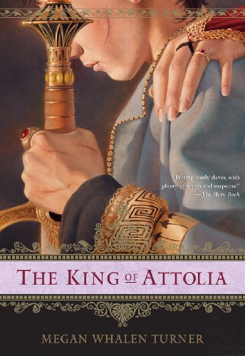 Image of The King of Attolia