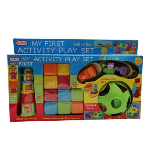 Funtime 5063 My First Activity Play Set