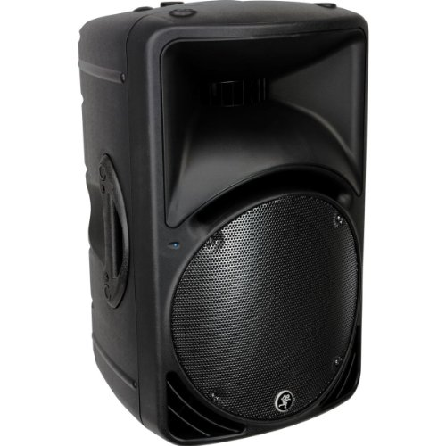 New Mackie | High-Performance Optimized 2-Way Bi-Amplified Active Loudspeaker System, Srm450V2 With 12-Inch Neodymium Long-Throw Low Frequency Transducer (12-Inch)