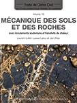 M�canique des sols et des roches avec...