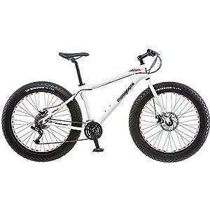 Amazon.com : Mongoose Men's Vinson 26-Inch All-Terrain Fat Bike
