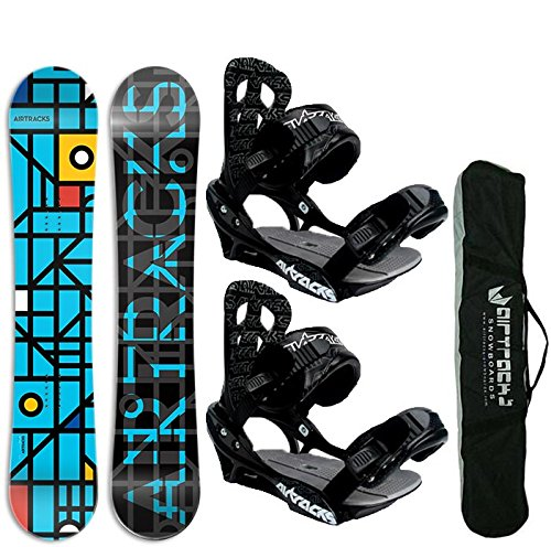 Airtracks Snowboard Set