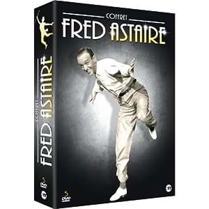 Coffret Fred Astaire : Danseur du dessus / Sur les ailes de la danse / L'entreprenant Mr Petrov / En suivant la flotte / Amanda (inédit en dvd)