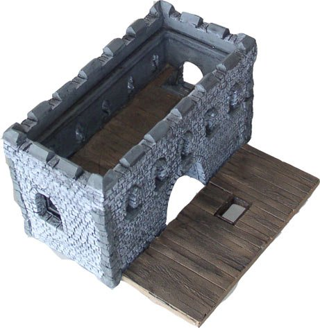 Terrain: 15mm Ancient - Roman Mile Main Gate