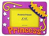 Kids EVA Foam Photo Frame HALLOWEEN & PRINCESS (Holds 4