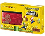 Red Nintendo 3DS XL System with New S...